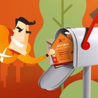Dopis pro zákazníky, výhody pro všechny