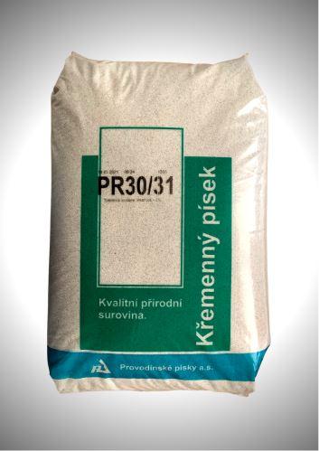 Písek pro dům a zahradu 25kg (zrnitost 0,3 - 1,0)